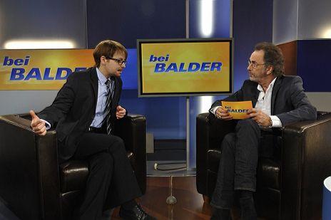 Balder & Scholze