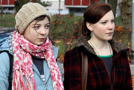 Isabel & Amber Bongard