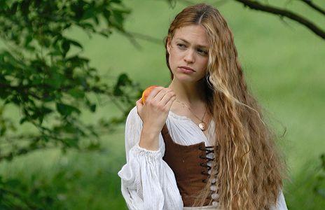 """Julie Engelbrecht in """"Rumpelstilzchen"""""""