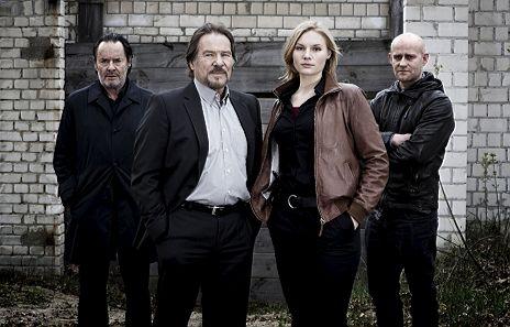 """Kockisch, George, Thomass & Vogel in """"Tod einer Polizistin"""""""