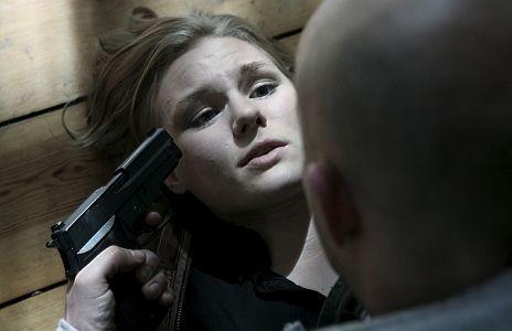 """Rosalie Thomass & J�gen Vogel in """"Tod einer Polizistin"""""""
