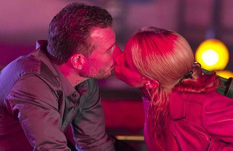 """Annette Frier & Dirk Borchardt in Staffel 4 von """"Danni Lowinski"""""""