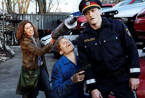"Adele Neuhauser in ""Tatort: Zwischen den Fronten"""
