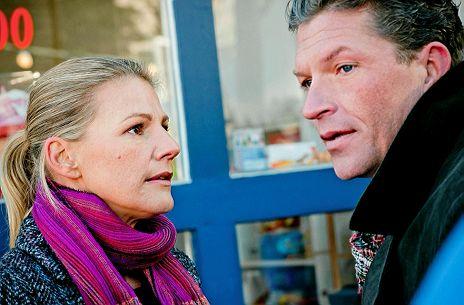 """Sophie Sch�tt und Hardy Kr�ger jr. in """"Nur mit Euch!"""""""