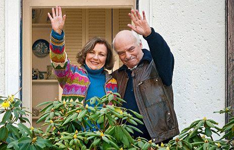 """Gila von Weitershausen & Charles Brauer in """"Nur mit Euch!"""""""