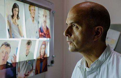 "Christoph Maria Herbst in ""Kreutzer kommt ins Krankenhaus"""