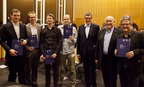 Bert-Donnepp-Preistr�ger 2013