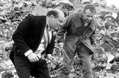 "Wolfgang Reichmann & Hanns Lothar in Rainer Erlers ""Seelenwanderung"""