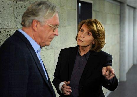 "Senta Berger & Gerd Anthoff in ""Unter Verdacht - Mutterseelenallein"""
