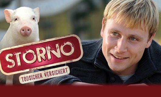 ARD, 20.5., 20.15 Uhr      TV60Film       Burgemeister / Schneppe