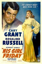 """His Girl Friday"""